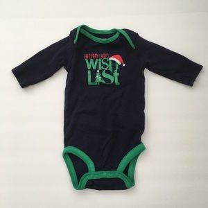 Carters 3M on every lady's wish list bodysuit